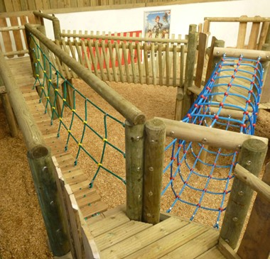 Mabie Farm Park Case Study Wooden Play Equipment By