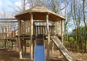 Bespoke Tree Decks and Towers