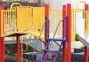 Metal Play Equipment