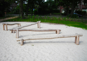 Robinia Play Equipment