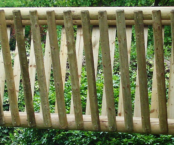V Timber Bridge