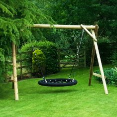 Family Basket Swing