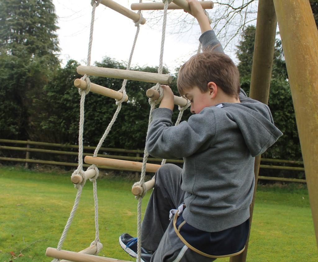 Climbing Rope Ladder