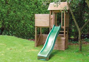 Garden Play Castle