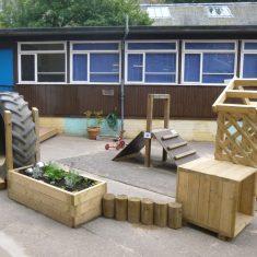 Bespoke play area