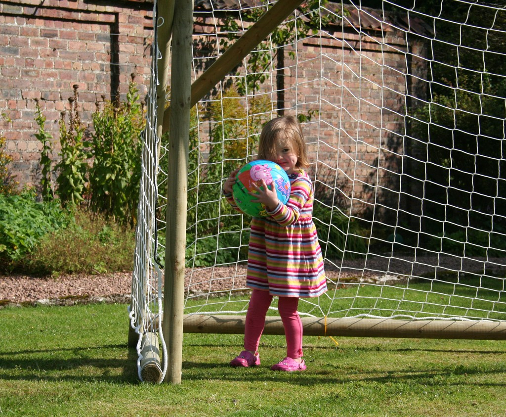 Garden Goal Posts