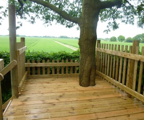 bespoke treehouse Tree House