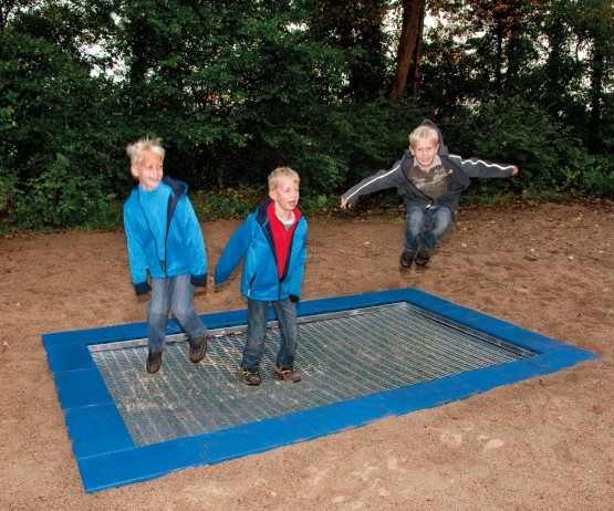 Trampoline Caledonia Play Outdoor Play Equipment