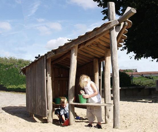 Robinia Play House