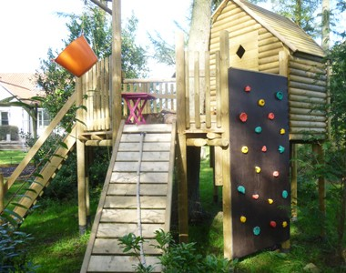 Tree house case study header image