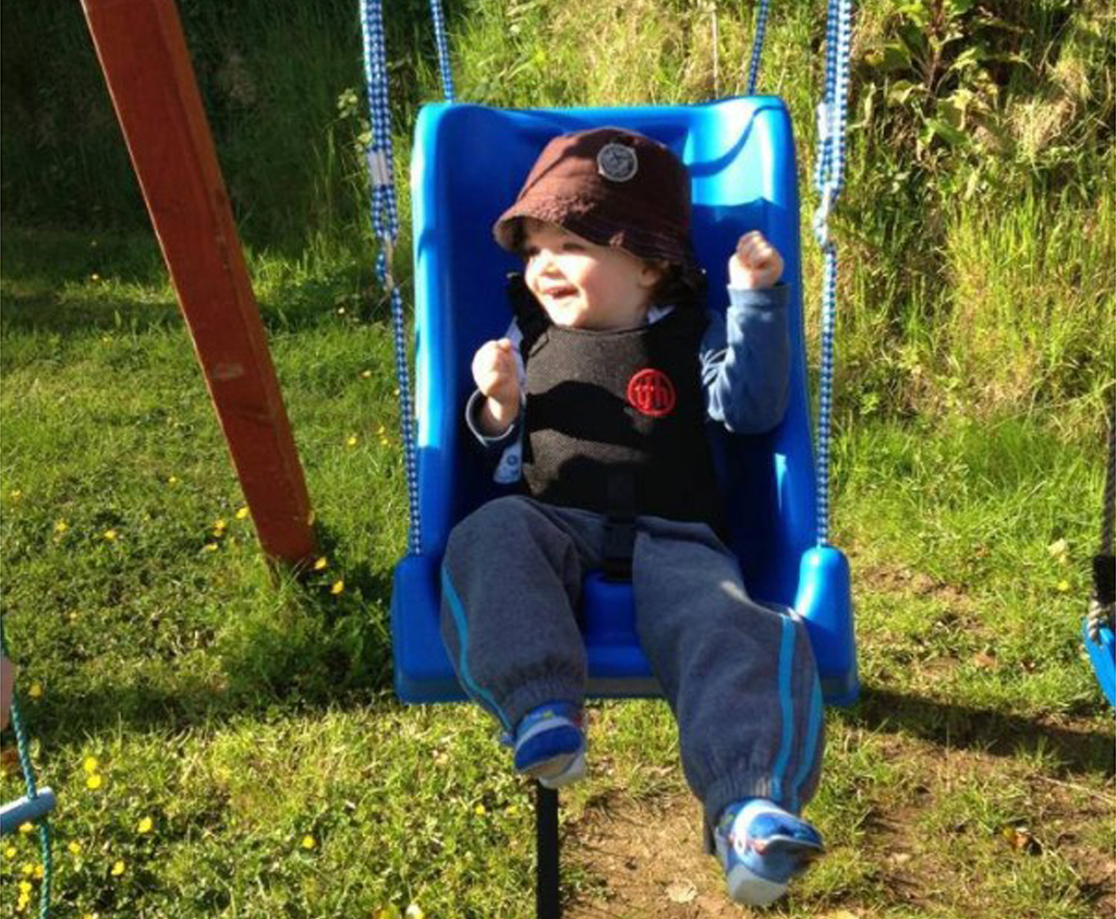 Special Needs Seat For Your Garden Swing Set I Caledonia Play