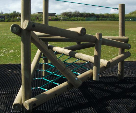 NEW TIMBER MAZE CLIMBER 1