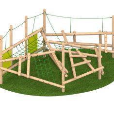 Log Maze Climber 4