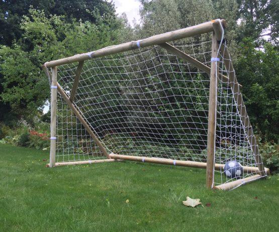 Single Garden Goal Post