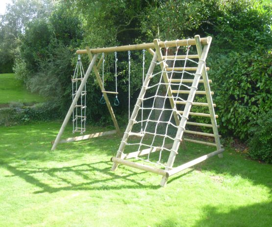 Double Swing Frame with Net Frame and Extension