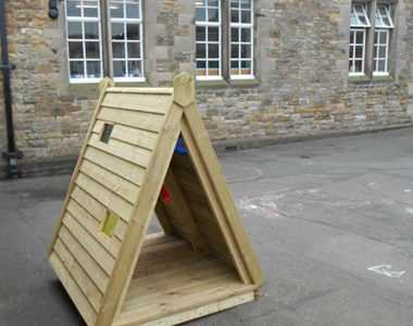 Kirkcaldy West Primary School Case Study Pyramid House