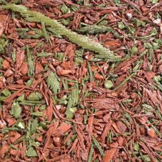 safety surfacing bonded rubber mulch