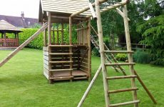 Monkey Bar Ladder Garden Play add-ons MBL