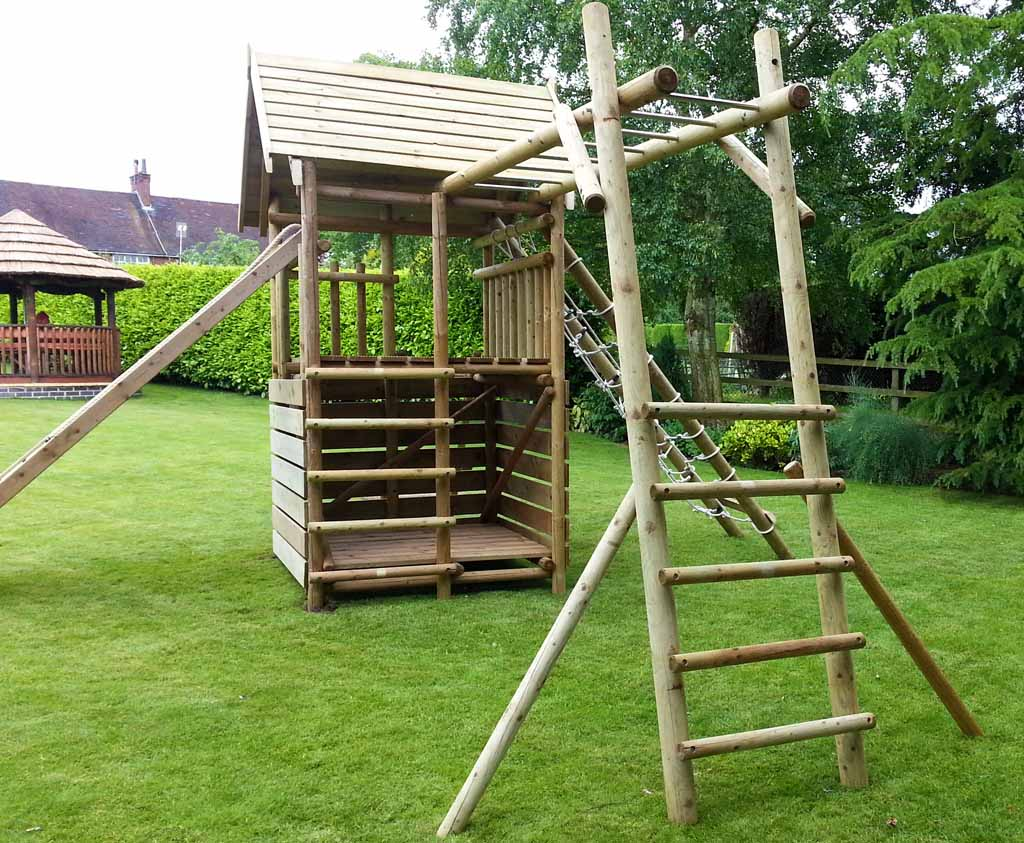 Monkey Bar Ladder One Of Many Add Ons Availiable For Our