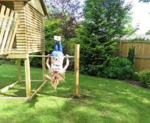 Tumble Bar Garden Play add-on