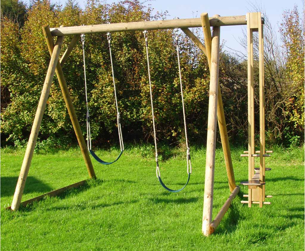 Double Swing Frame With Extension