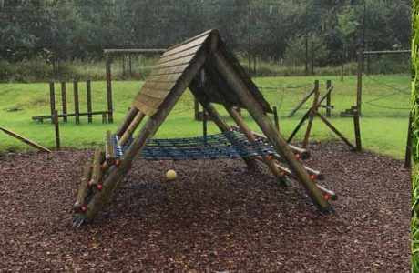 What's happening news item new climbing frame