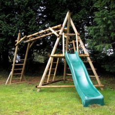 Pyramid Monkey Frame garden play