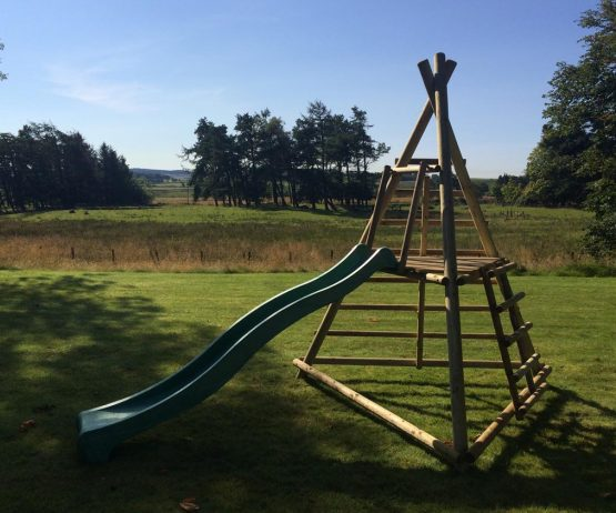 Pyramid Slide Frame garden play product listing image