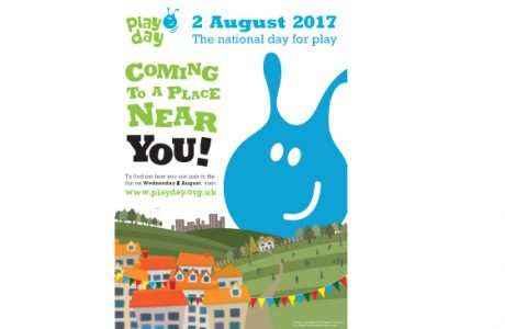 What's happening news banner image playday 2017
