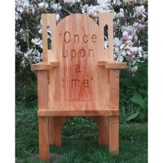 Educational Play Storytelling Chair