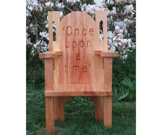 Educational Play Storytelling Chair