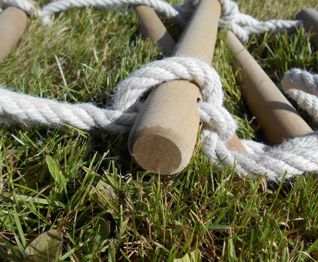 Box Rope Ladder For Garden Swing Sets Caledonia Play