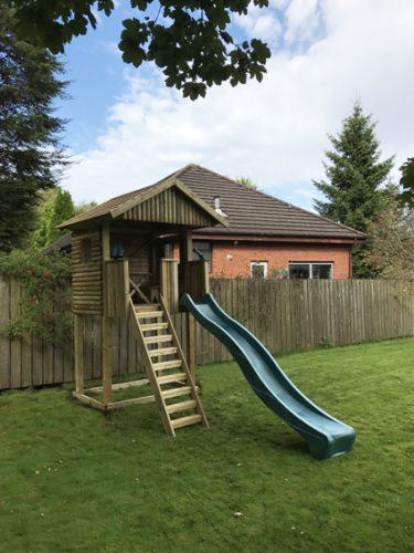 Garden Play gallery image Garden Play House