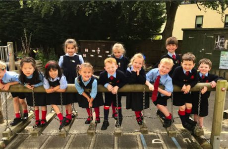 Good luck to all the new starts in Primary one News what's happening New P1 starts