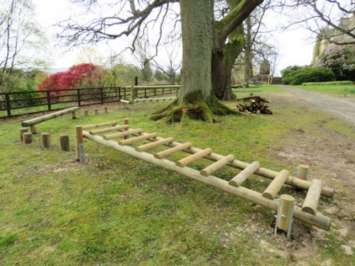 Educational Play gallery image agility trail