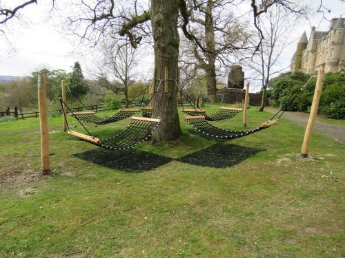 Educational Play gallery image hammock swings