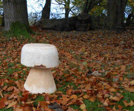 Garden Play Mushroom Stool Product listing gallery image