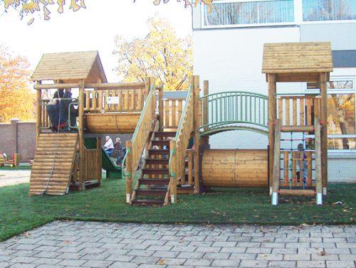 educational play gallery image standard triple play tower