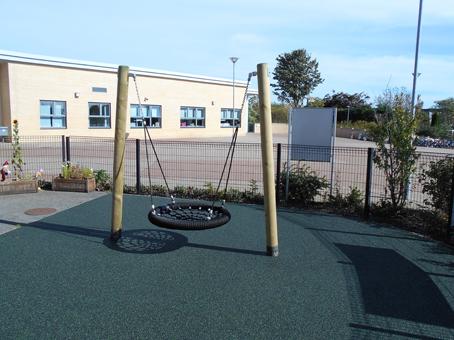 Educational Play Gallery image Junior basket swing