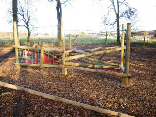 Commercial Gallery image Timber Maze Climber 4