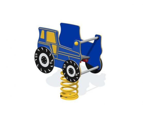 Sit in springer Lorry Sit-in Springer
