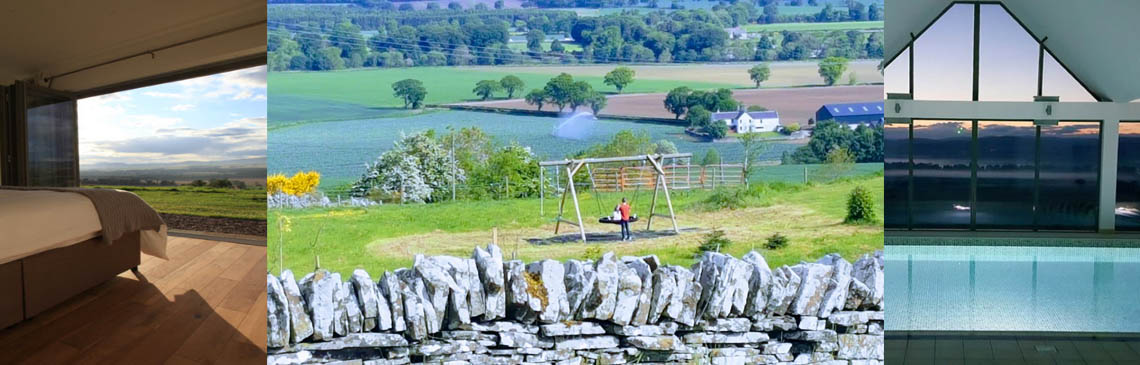 news banner image Our basket swing at Balbinny in the Angus Glens