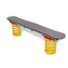 Agility Springers Plank