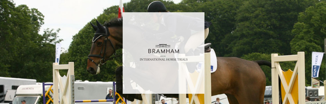 Bramham Horse Trials banner image