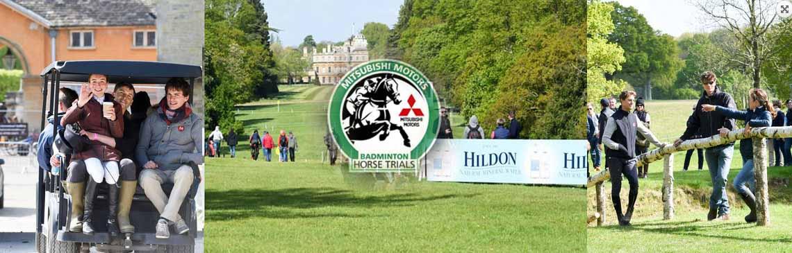 Badminton Horse Trials banner image Badminton Horse Trails