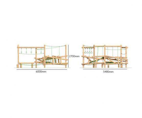 Log Maze Climber 5
