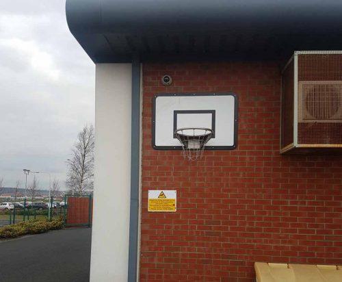 CP-BBC Basketball Hoop & Backboard