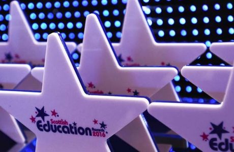 Scottish Education Awards Finalists 2018