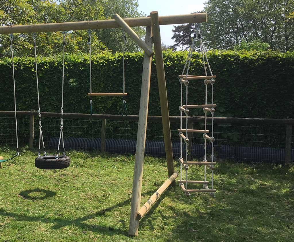 Box Rope Ladder 26-4