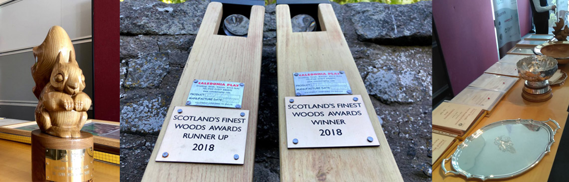 Scotland's finest woods awards 2018